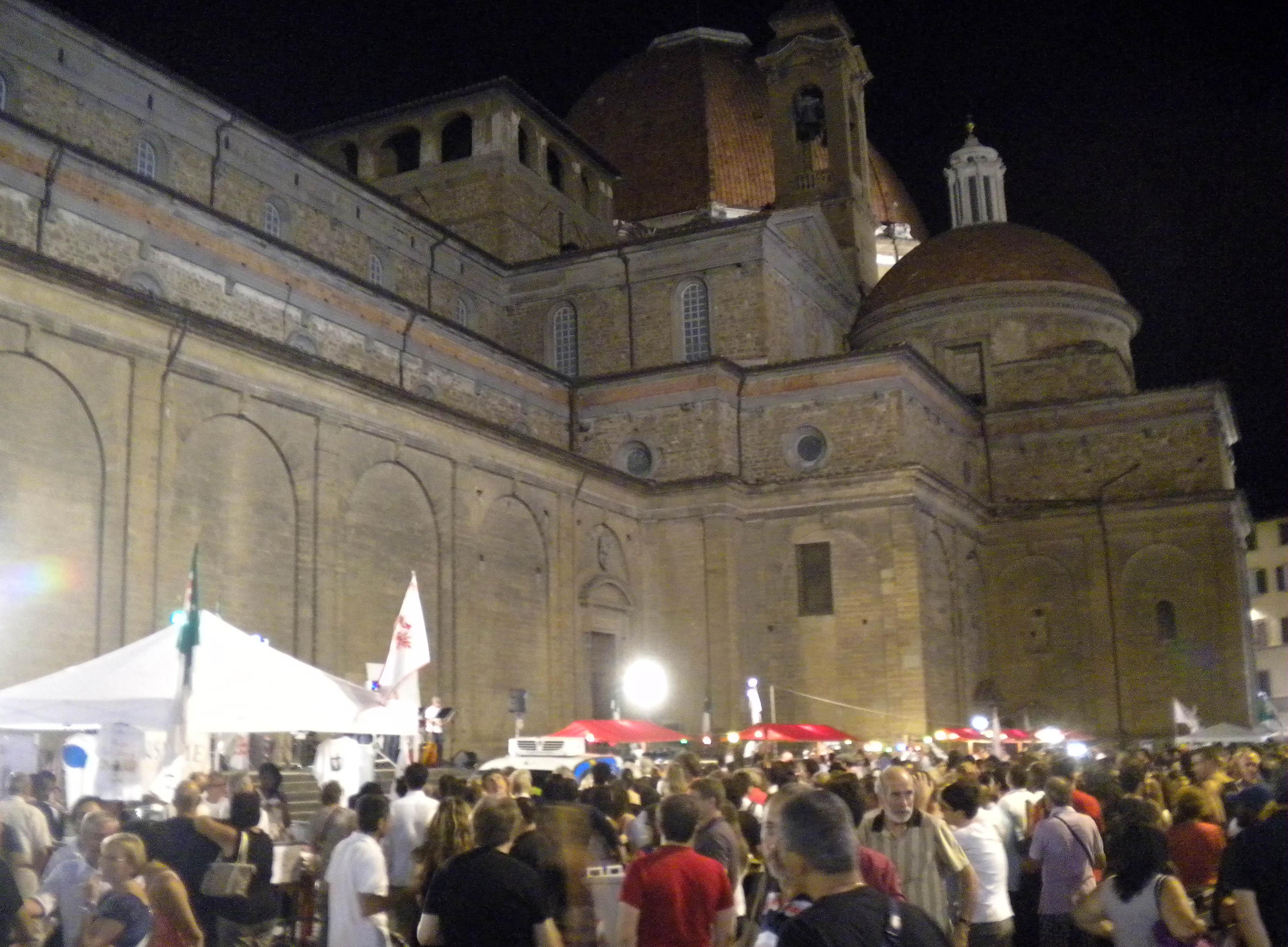 Round Table San Lorenzo The Feast Of San Lorenzo Ex Urbe