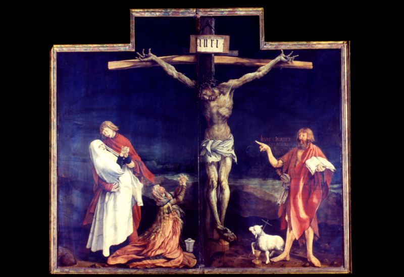 Spot the Saint: Mary Magdalene and John the Evangelist – Ex Urbe
