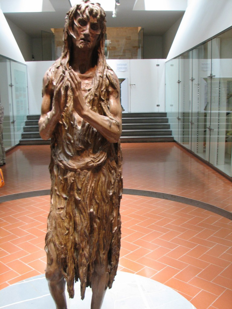donatello magdalene1Donatello Mary Magdalene