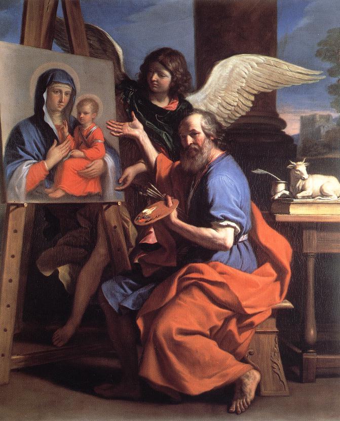 Spot The Saint The Four Evangelists Ex Urbe