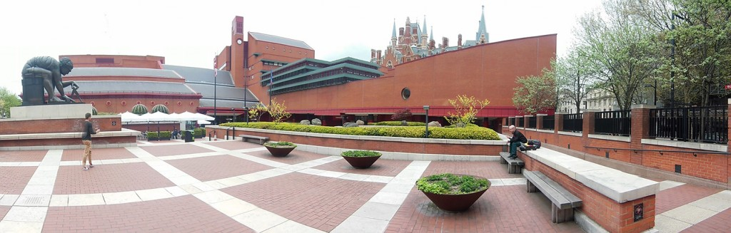British Library Panorama.