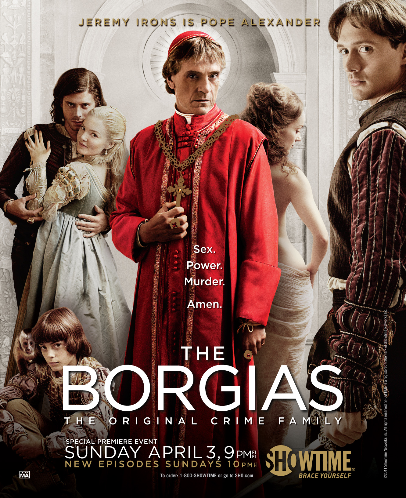 "The Borgias"" vs  ""Borgia: Faith and Fear"" (accuracy in"