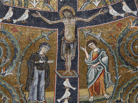godong-12th-century-fresco-of-christ-s-triumph-on-the-cross-in-san-clemente-basilica-rome-lazio-italy-_i-G-40-4050-CPALF00Z