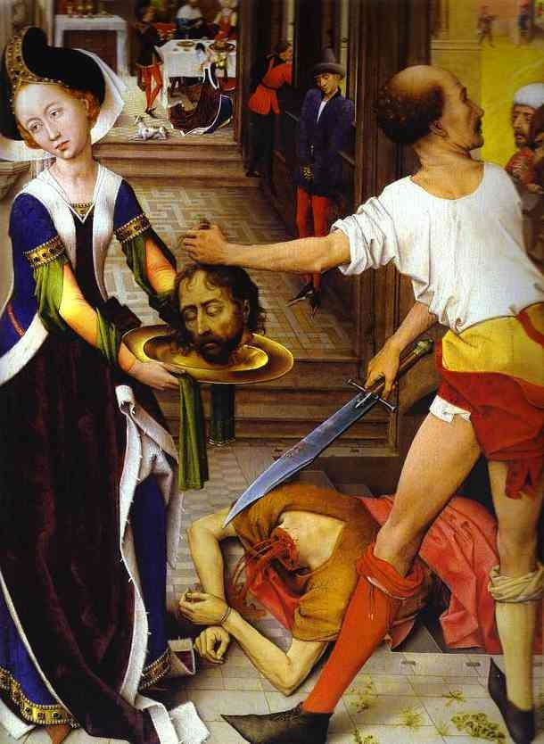 JohnTheBaptist-Martyrdom