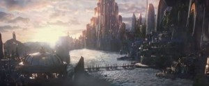 Asgard, a comfy place to wait, and think, and plan...